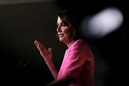 House Speaker Pelosi urges Trump family 'intervention' with U.S. president