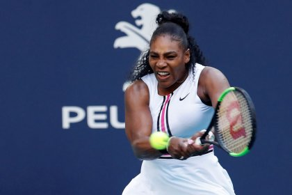 Serena remains America's best hope at French Open