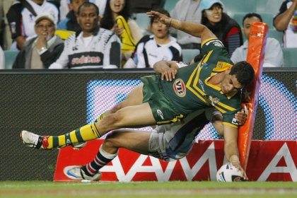 Rugby league - Kangaroos great Inglis enters care for 'mental health'