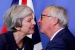 UE mantém posição sobre Brexit após renúncia de May, diz Comissão Europeia