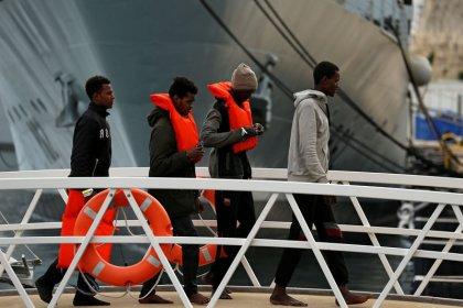 Malta rescues 216 migrants in upsurge of Mediterranean crossings