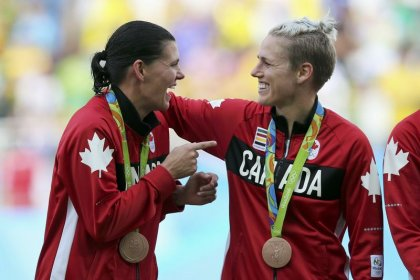 Soccer: Sinclair to lead Canada in her fifth World Cup