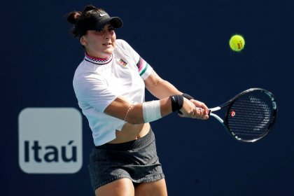 Tennis: Rested and recovered, Andreescu relishing French Open debut