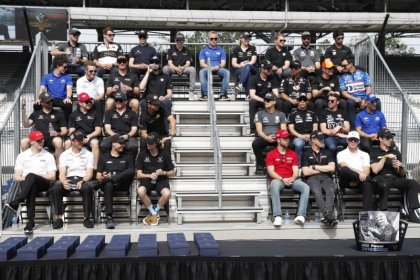 Thunderstorms threaten Indy 500