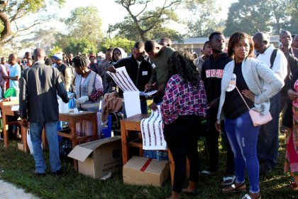 Malawi election results delayed after injunction over alleged irregularities