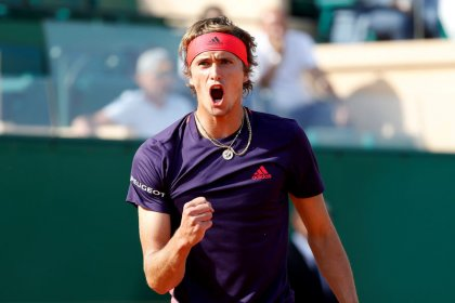 Tennis: Zverev outlasts Jarry in thrilling final to clinch Geneva Open title