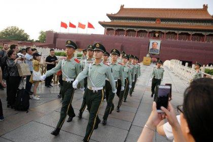 La actividad de robots censores en China se dispara con la cercanía del aniversario de Tiananmén