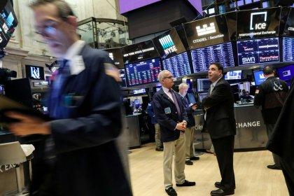 Struggles of transport stocks transmit caution to market