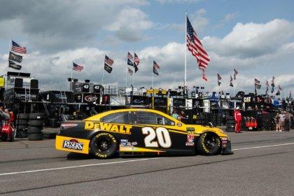 NASCAR notebook: Jones keeps on truckin' in Cup car