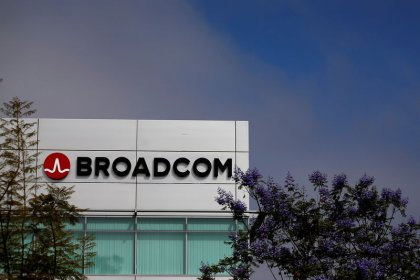 Broadcom sees chip demand slowing down, shares fall 8%