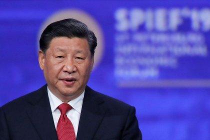 Chinas Präsident sagt Iran stetige Zusammenarbeit zu