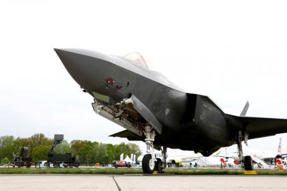 Lockheed: No concern that Raytheon-UTC merger will affect F-35 program