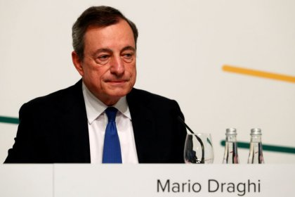 ECB will ease policy if inflation doesn't pick up: Draghi