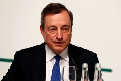 Draghi shock hits euro, boosts stocks