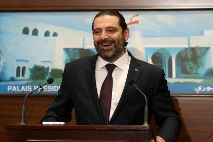الحريري يدعو حكومة لبنان إلى التضامن في مناقشات الميزانية