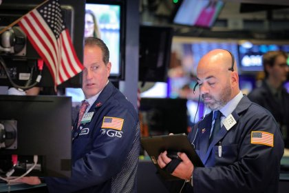 Wall St. rises on hopes for trade talks, Fed rate cuts