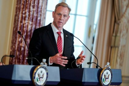 Shanahan pulls out of Pentagon job as reports emerge of family violence
