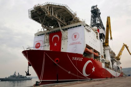 Turkey sends second ship to drill near Cyprus, EU warns of action