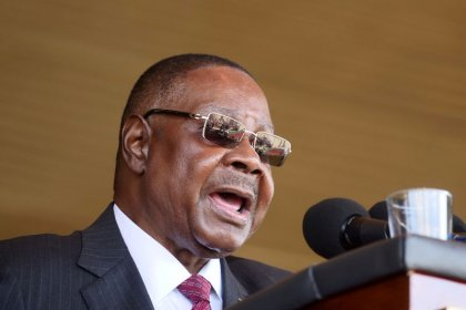 Malawi leader vows to lift economy as protests continue