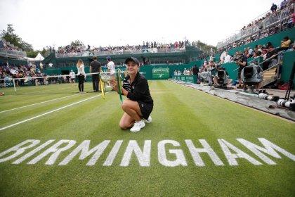 La australiana Barty se consagra campeona en Birmingham y será numero uno del mundo