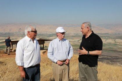 Israel estudiará el plan de EEUU para Oriente Medio, los palestinos lo rechazan
