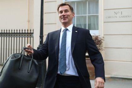 Hunt: Johnson is a 'coward' for avoiding debates on Brexit