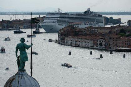 Venecia debería estar en lista de ciudades en peligro de la ONU y prohibir cruceros, dicen expertos