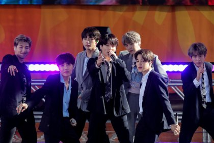 K-Pop's BTS now in your pocket with mobile game