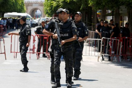 Doppel-Selbstmordanschlag in Tunis - IS beansprucht Urheberschaft