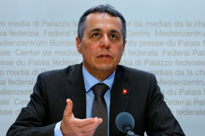 Schweizer Au?enminister zuversichtlich im B?rsenstreit mit EU