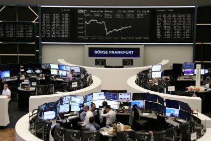 Asia stocks cheer trade truce, bonds retreat