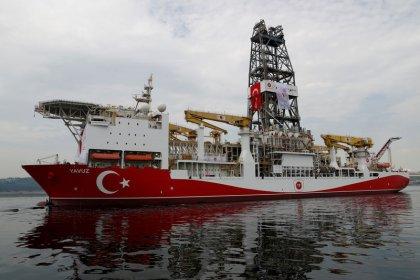 Turkey rejects Greek, EU claims that drilling off Cyprus illegitimate