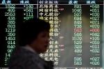 Índices chineses acompanham ganhos de Wall Street; dados econômicos seguem em foco