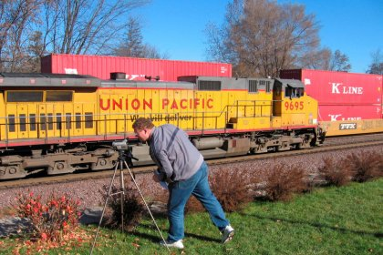 Union Pacific, other freight co earnings eyed for tariff effects