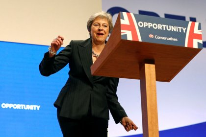 Dancing queen? Theresa May boogies to Abba in final days as British PM