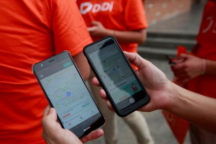 China's Didi Chuxing to allow app users to access rivals' services