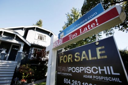 Canadian home sales fall 0.2% in June: CREA