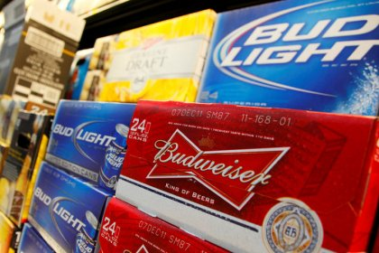 Back to beers for AB InBev after failed Asian float