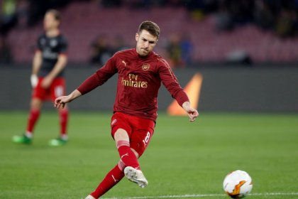 Ramsey looking forward to working with Sarri at Juve