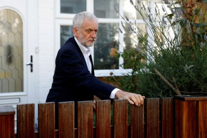 Johnson: Labour Party leader Corbyn guilty of anti-Semitism
