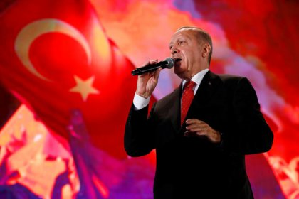 Turkey's Erdogan says Russian S-400s will be fully deployed by April 2020