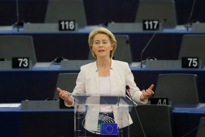 Von der Leyen faces crucial vote in quest to lead EU executive