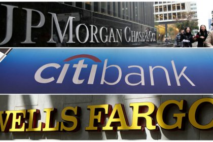 Big banks beat profit expectations but warning signs grow
