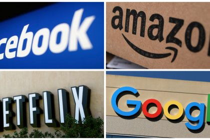 Starting with Netflix, FANG reports to test Wall St. rally's mettle