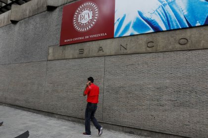 Venezuela's opposition congress names ad-hoc central bank board