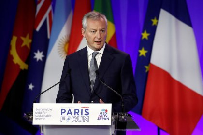 France says G7 focused on containing risks of Facebook's Libra