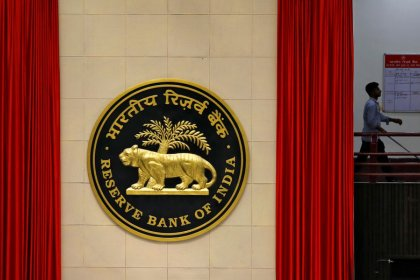 India panel report on transfer of central bank funds to be submitted to RBI 'very soon': source