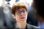 Gemischte Reaktionen auf Kramp-Karrenbauers Wechsel ins Kabinett