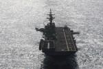 Ormuz: La marine US a détruit un drone iranien, annonce Trump