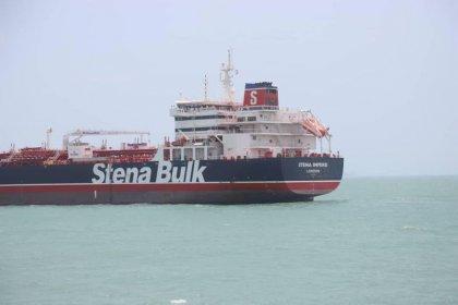 Irán dice que incautó al petrolero porque participó en un incidente; Reino Unido cree que es un acto hostil